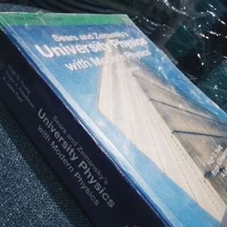 University Physics with Modern Physics 13th edition by Sears and Zemanky's