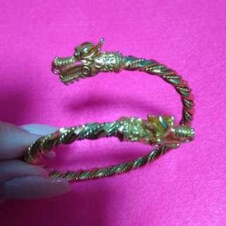 Gold 24k bracelet
