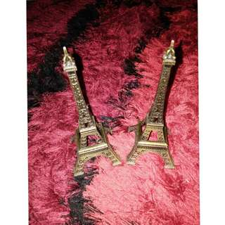 Eiffel tower decoration Paris 🗼🗼👉2 RM2 ringgit