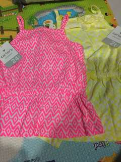Baby girl tops/dress * 2