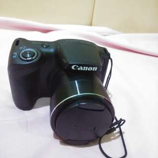CANON  POWERSHOOT SX430 IS LIKE NEW [FREE MEMORY 32GB]