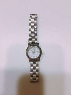 Marc by Marc Jacob dinky bracelet stainless watch 女裝手鏈鋼錶,70% new