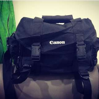 CANON BAG CAMERA