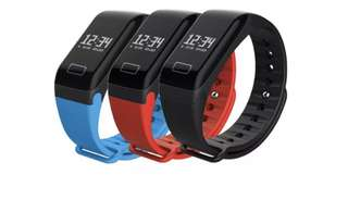 Smart Fitness Watch (red or black)