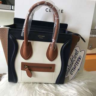 Customer's purchased, Celine Nano Luggage