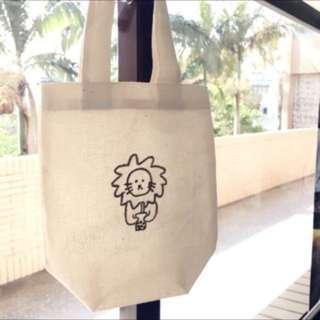 一圈 手繪環保飲料袋