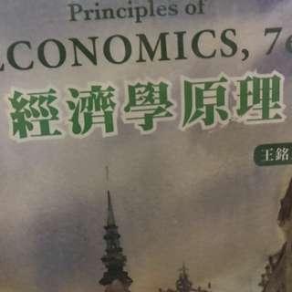 經濟學原理 王銘正