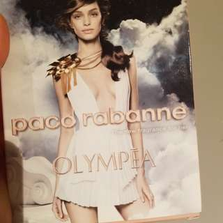 Perfumes Paco Rabanne and James Heeley for sale
