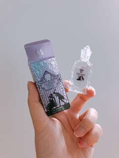 Anna Sui Forbidden affair eau de toilette mini size 香水