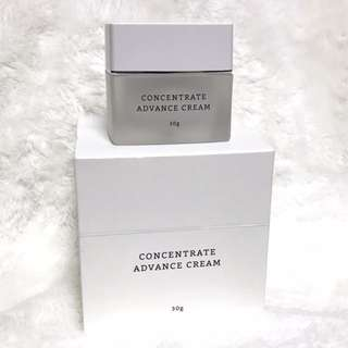 RMK Concentrate Advance Cream 保濕昇華面霜 30g