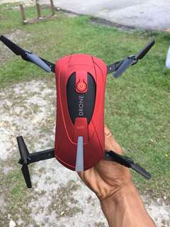 Mini pocket drone 108