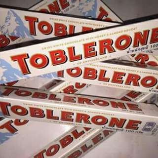 Toblerone Chocolates