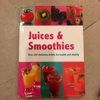 Juices book