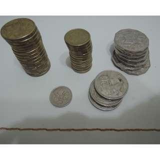 AUD澳幣44.1元 換台幣 950元 買了就賺 可面交 免運費 價格可議