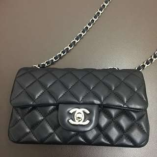 Chanel Bag 20 Mini