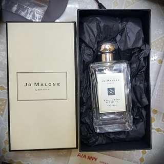 Jo Malone 香水 100ml English Pear