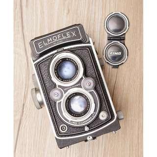 ELMOFLEX 雙眼相機