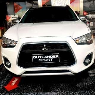 Mitsubishi outlander diskon sd 40jt