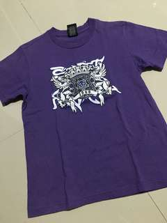 Purple Shirt - Street