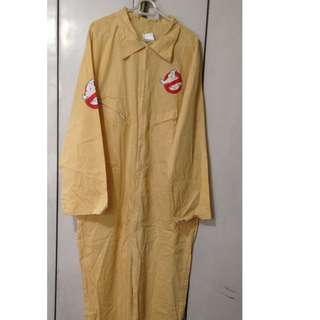 Halloween Ghostbuster Costume