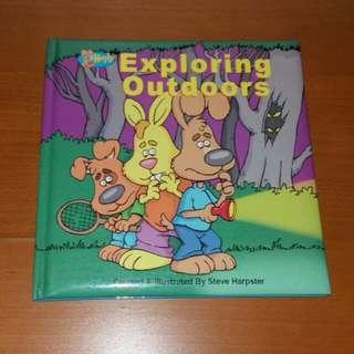 Murphy Exploring Outdoors Book