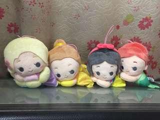 全新日本直送迪士尼公主公仔🎉現貨