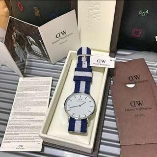 代購 DW手錶 專櫃盒