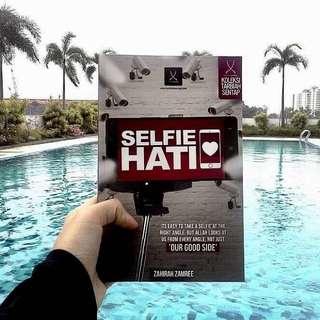 SALE BUKU : SELFIE HATI (BM)