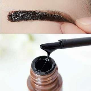 Peel-off Eyebrow Gel (Greybrown colour)