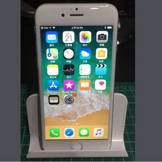 Iphone6 64g 銀色