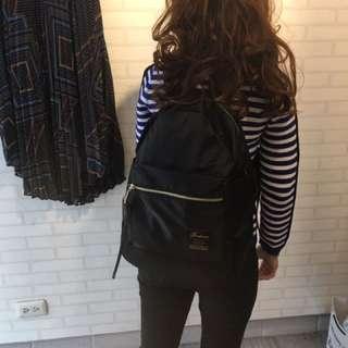 LyaShopper ❤️後背包 黑色後背包