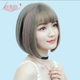 (*No instock & NO COD!) PO Highlight Full head Wig  Waiting Time Days After Payment Is Made.  Pm If Int