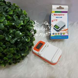NEW shapire charger baterai hp