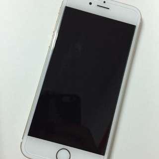 售iphone6 4.7吋 (金色64G)