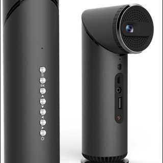 Projector mini android. 1000 lumens