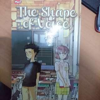 The Shape of Voice Vol. 1