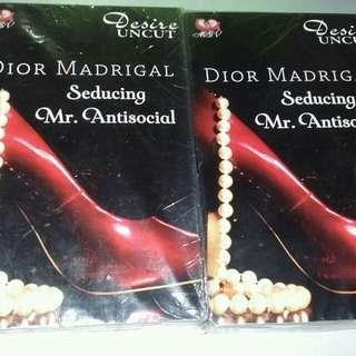 Dior Madrigal books