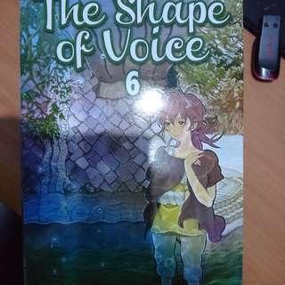 The Shape of Voice Vol. 6