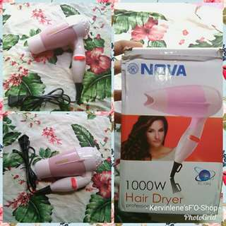 Onhand! Foldable Hair Dryer