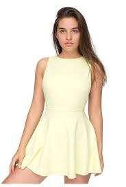 AA dress size small