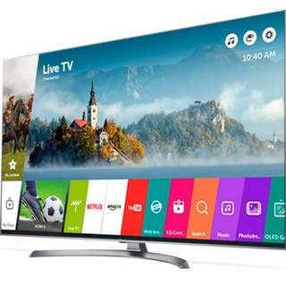 "LG 55UJ7500 55""Smart TV 99%或全新"