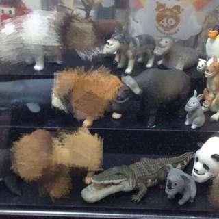 厚道動物 戽鬥星球 戽鬥動物園 單售