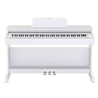White Digital Piano CASIO