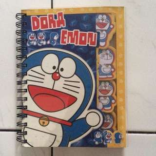 Doraemon Notebook