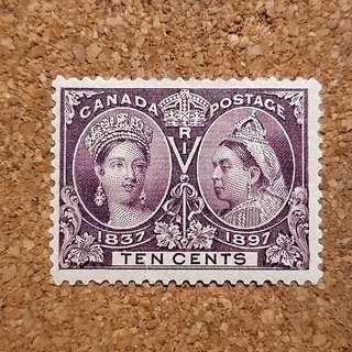 1890/99 GB Q.V. STAMP MINT