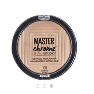 Face studio Master Chrome