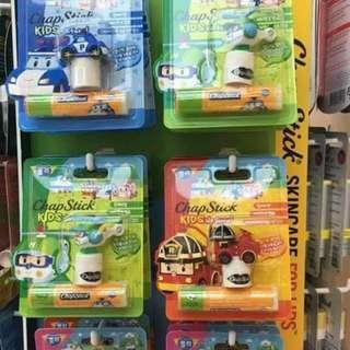 3/30收單♥韓國POLI 立體模型兒童護唇膏~4G