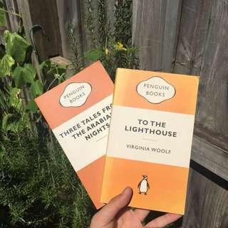 💕Classic novels RRP: $12.95 / Penguin Books