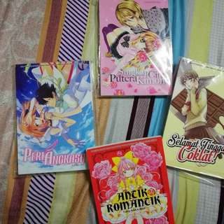 Preloved komik