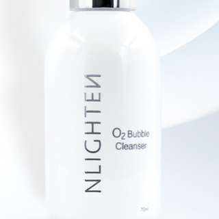 Nworld Nlighten O2 Bubble Cleanser